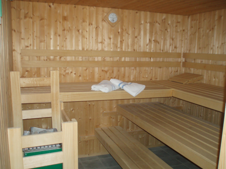 Notre espace d tente r sidence chalet beausoleil saint for Sauna la detente